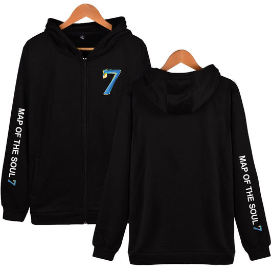 BTS Map of the Soul 7 Hoodie - SD-style-shop