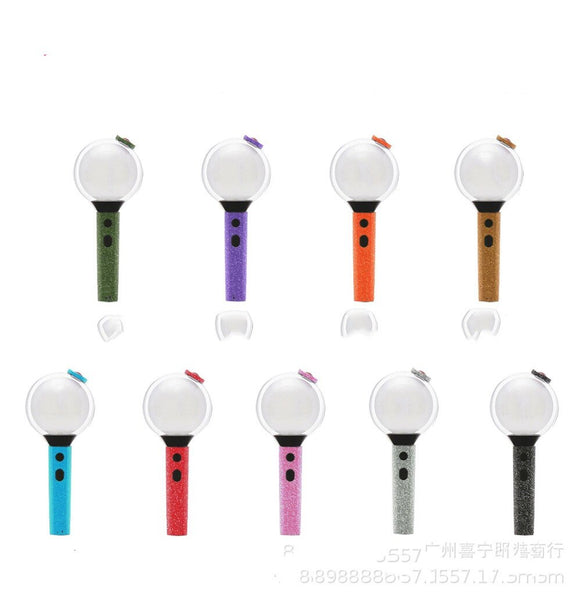 BTS Lightstick cover sticker