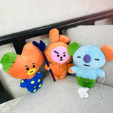 BT21 Haloween plush doll - SD-style-shop