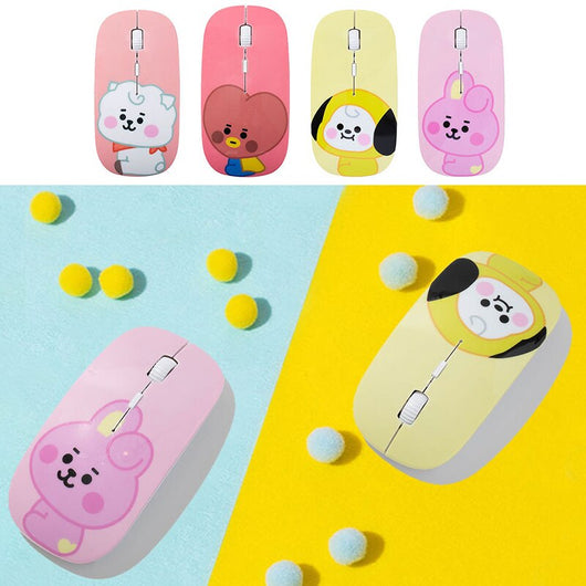 BT21 Baby wireless Mouse - SD-style-shop