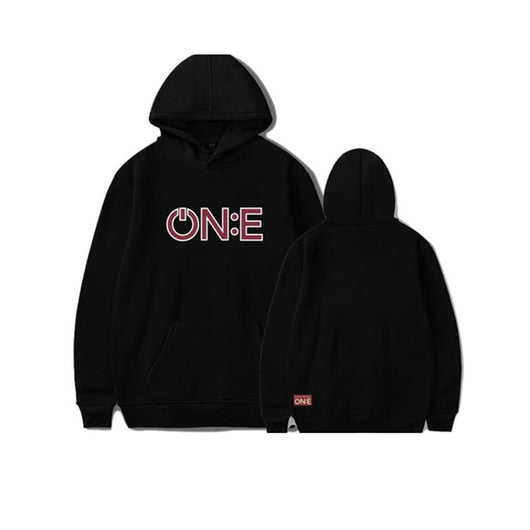 BTS ON:E Concert Merch, Hoodie Large Logo - SD-style-shop