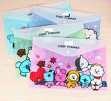 BT21 A4 Folder - SD-style-shop