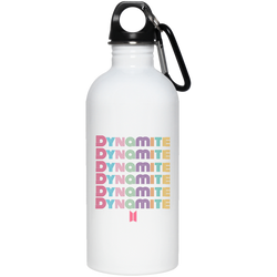 BTS Dynamite 20 oz. Stainless Steel Water Bottle - SD-style-shop