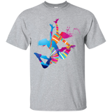 Colourfull Dance T-Shirt - SD-style-shop
