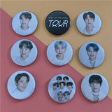 BTS Map Of The Soul 7 Tour Brooches Pins - SD-style-shop
