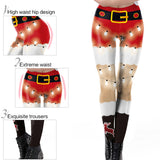 Sexy Christmas leggings - SD-style-shop