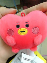 BT21 pongpong plush pendant - SD-style-shop