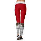 Santa pants - christmas leggings - SD-style-shop