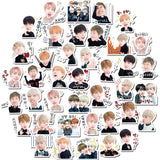 BT21 and BTS Stickers - SD-style-shop