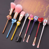 BT21  Makeup Brushes Set - SD-style-shop