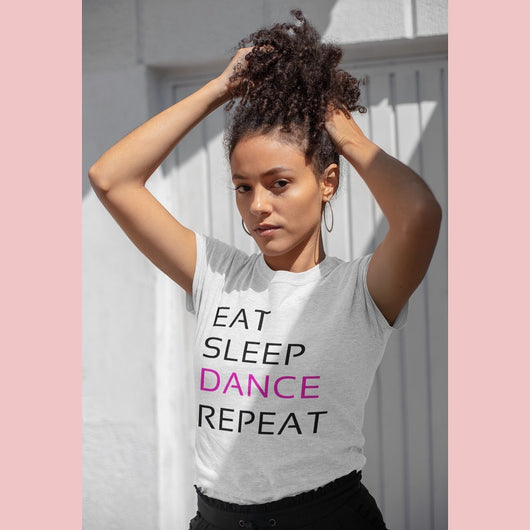 Eat Sleep Dance Repeat T-Shirt - SD-style-shop