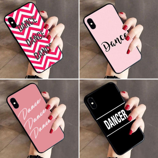 Dance Phone Cover for iPhone - SD-style-shop