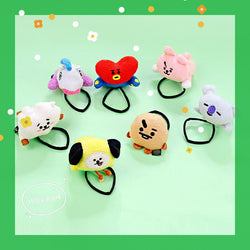 BT21 hair rope - elastic band - SD-style-shop
