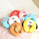 Baby BT21 Travel pillow U-Shaped Plush - SD-style-shop