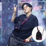 BTS Map of the Soul ON:E Messenger Bag  - mini Backpack - SD-style-shop
