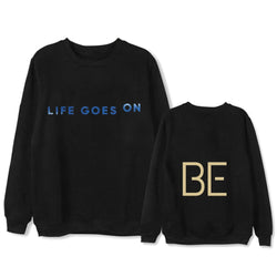 BTS BE Life goes On Sweatshirt - SD-style-shop