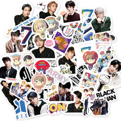 BTS 55 stickers - SD-style-shop