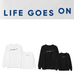 BTS BE Sweatshirt Life Goes On - SD-style-shop