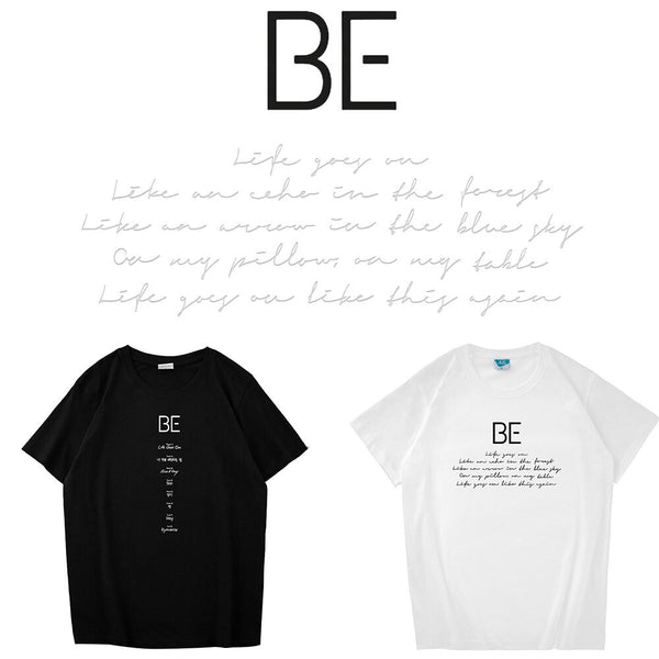 BTS BE Life Goes On T-shirt
