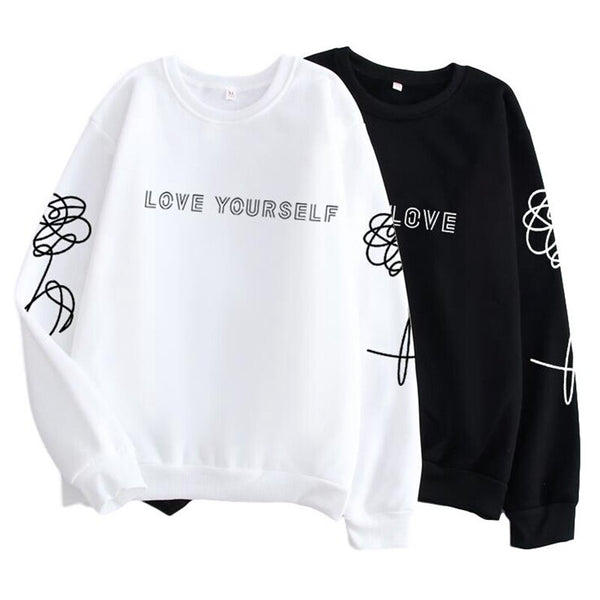 BTS Love yourself sweater - SD-style-shop