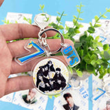BTS Map of the soul 7 keychain - SD-style-shop