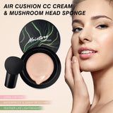 Moisturizing Concealer Foundation CC Cream + Mushroom Head - SD-style-shop