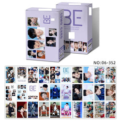 BTS BE 30 Lomo Cards - SD-style-shop