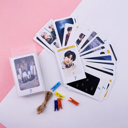 BTS Map of the Soul 7 Lomo cards - SD-style-shop