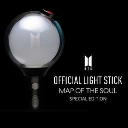 BTS Army Bomb Ver. 4 Official - Map of the soul Special Edition. - SD-style-shop