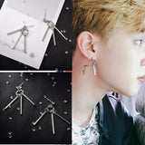 Jimin BTS earrings - SD-style-shop