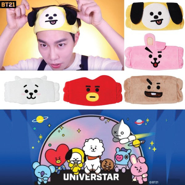 BT21 HeadBand - SD-style-shop