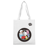 BT21 canvas bag - SD-style-shop