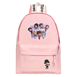 TinyTan Pink Backpack - SD-style-shop