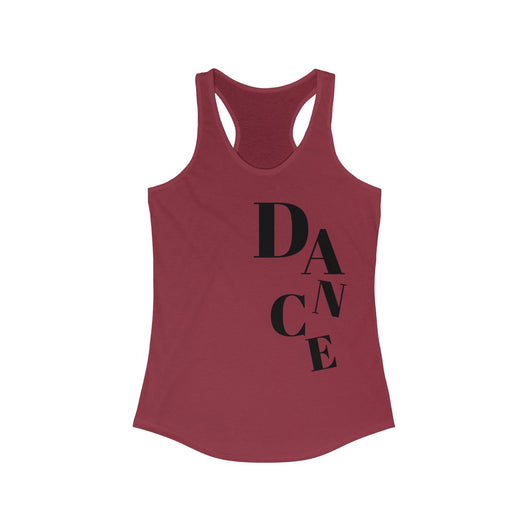 Women's Dance Racerback Tanktop - SD-style-shop