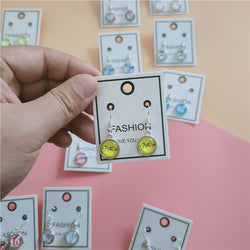 Kpop Earrings - SD-style-shop