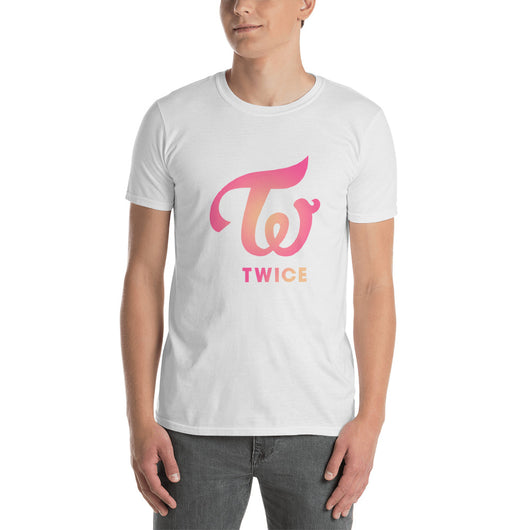 Twice logo T-shirt - SD-style-shop