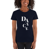 DANCE Women's short sleeve t-shirt - SD-style-shop