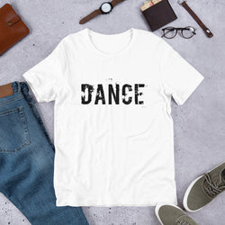 Dance T-shirt, dancer shirt, Short-Sleeve Unisex dance T-Shirt - SD-style-shop