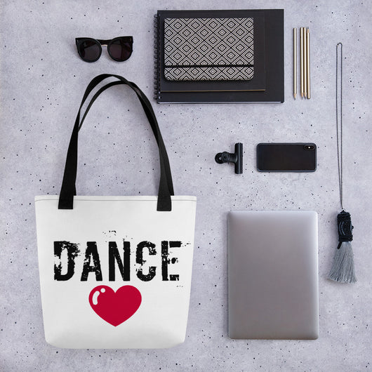 Dance bag, dance Tote bag for dancers - SD-style-shop