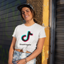 TikTok T-Shirt with custom username - SD-style-shop