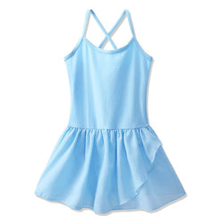 Light blue Dance leotard - SD-style-shop