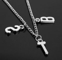 BTS Charm Necklace - SD-style-shop