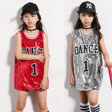 Kids long Dance shirt - SD-style-shop