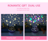 Stars Sky LED Night Light Projector lamp - SD-style-shop