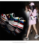 Chunky colorfull sneakers - SD-style-shop
