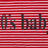 Vintage Striped T Shirt 90's baby - SD-style-shop