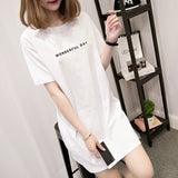 WONDERFUL DAY Long T-shirt - SD-style-shop