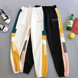 Trackpants with side details - SD-style-shop