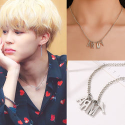 ARMY Jimin BTS necklace - SD-style-shop