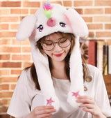 Animal Ear Moving Jumping Hats - SD-style-shop